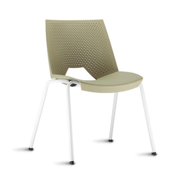 Cadeira Plástica Strike